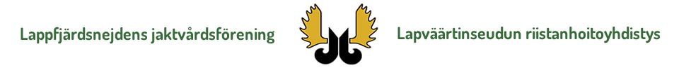 Lappfjärdsnejdens Jaktvårdsförening – Lapväärtinseudun riistanhoitoyhdistys